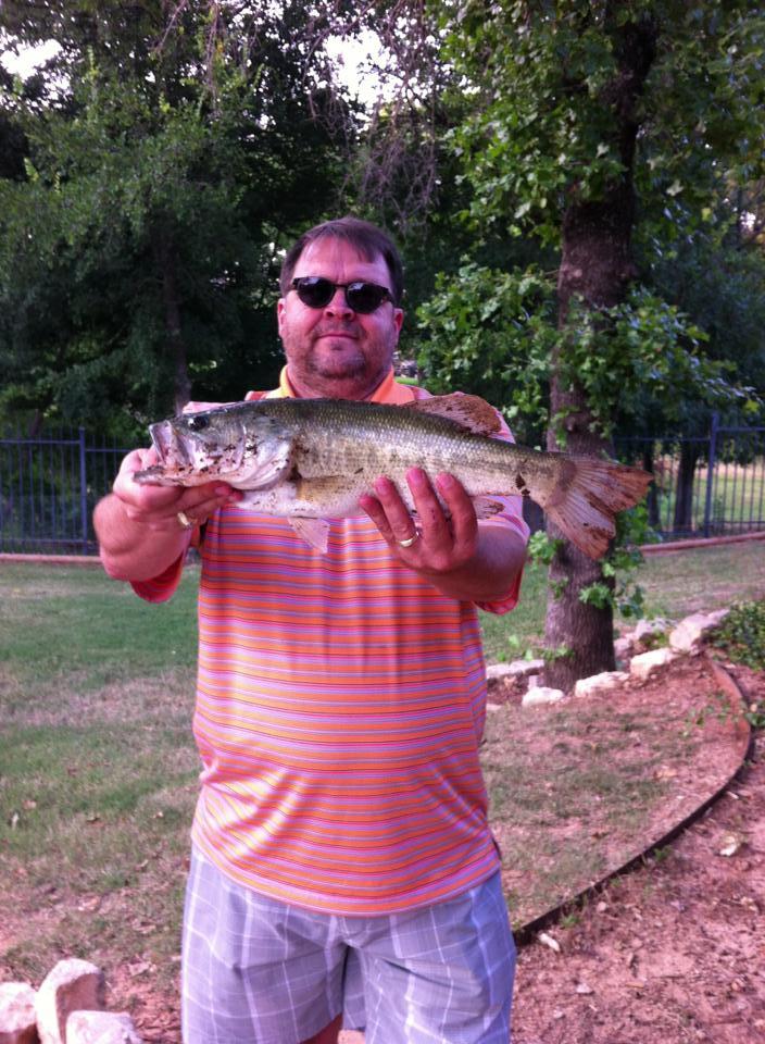 Ron Jones Fishing