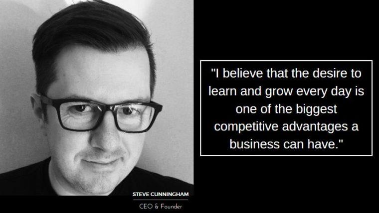 Steve Cunningham founder of readitfor.me