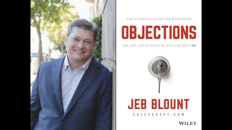 Jeb Blount and Objections