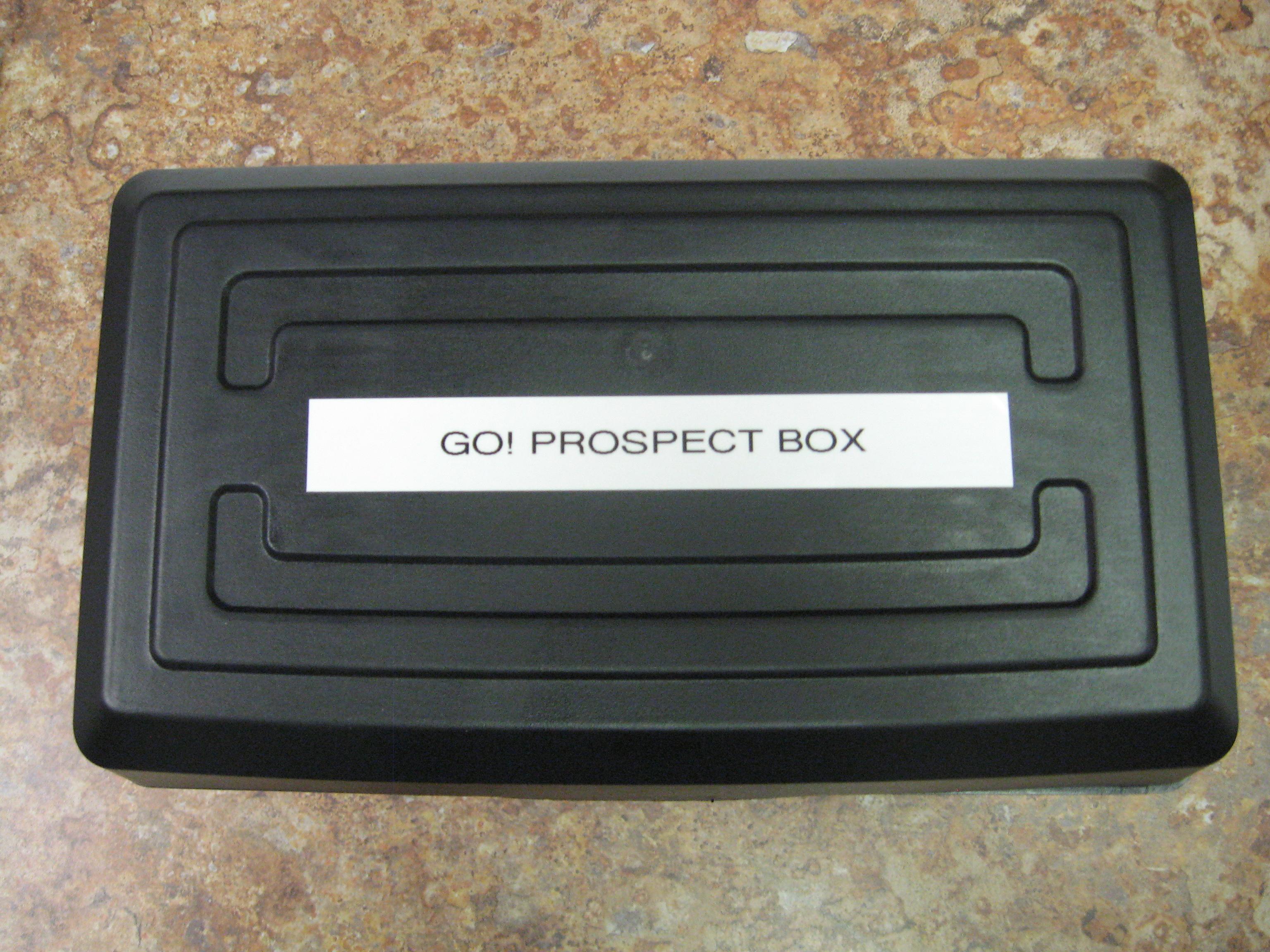 GO!ProspectBox